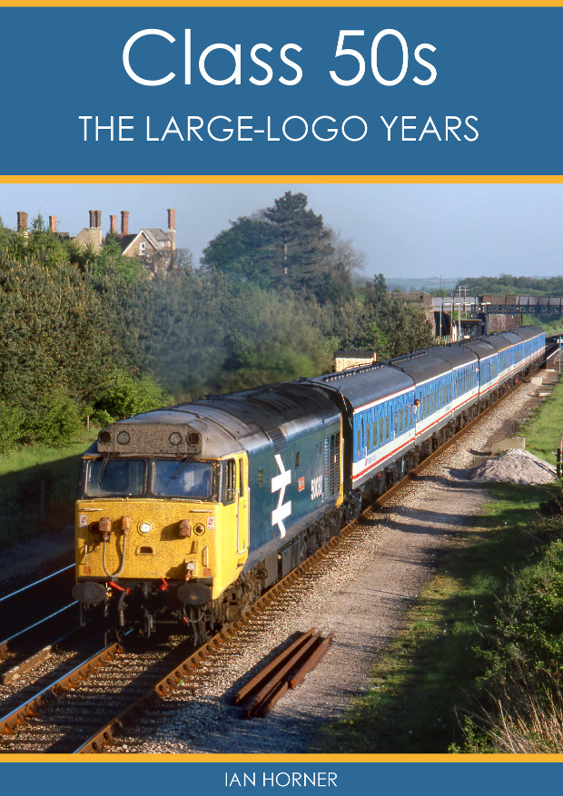 Class 50: The Large Logo Years