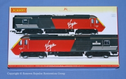R2704 Hornby Virgin HST set