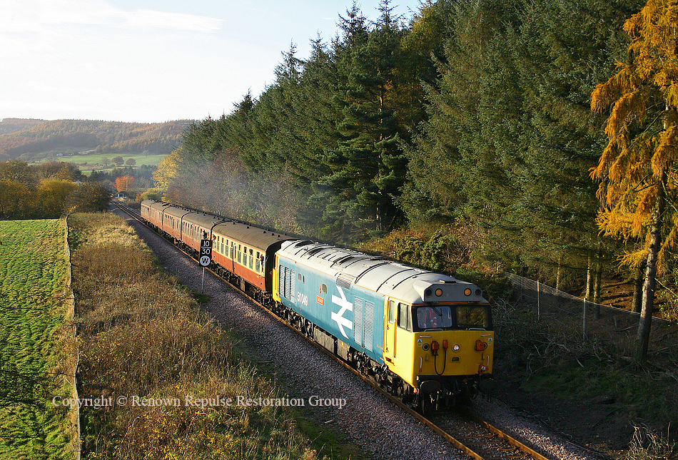 50049 Kildale Common November 2007