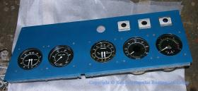 Cab dash panel for use in 50030 no1 cab