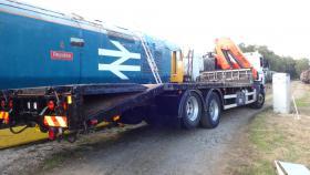 50030 Power Unit Lift, Peak Rail, Rowsley 290920 (165)