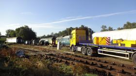 50030 Power Unit Lift, Peak Rail, Rowsley 290920 (24)