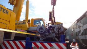 50030 Power Unit Lift, Peak Rail, Rowsley 290920 (140)