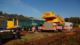 50030 Power Unit Lift, Peak Rail, Rowsley 290920 (34)