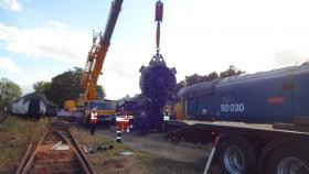 50030 Power Unit Lift, Peak Rail, Rowsley 290920 (169)