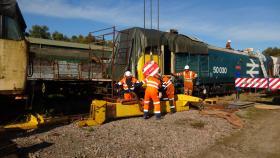 50030 Power Unit Lift, Peak Rail, Rowsley 290920 (63)