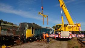 50030 Power Unit Lift, Peak Rail, Rowsley 290920 (66)