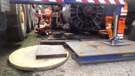 50030 Power Unit Lift, Peak Rail, Rowsley 290920 (148)