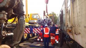 50030 Power Unit Lift, Peak Rail, Rowsley 290920 (144)