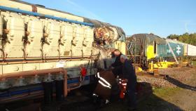 50030 Power Unit Lift, Peak Rail, Rowsley 290920 (22)
