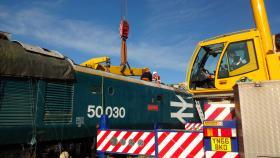 50030 Power Unit Lift, Peak Rail, Rowsley 290920 (71)