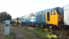 50030 Power Unit Lift, Peak Rail, Rowsley 290920 (11)