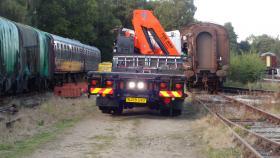 50030 Power Unit Lift, Peak Rail, Rowsley 290920 (162)