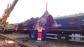 50030 Power Unit Lift, Peak Rail, Rowsley 290920 (172)
