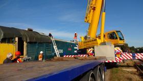 50030 Power Unit Lift, Peak Rail, Rowsley 290920 (57)