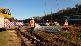 50030 Power Unit Lift, Peak Rail, Rowsley 290920 (56)