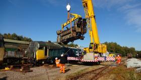 50030 Power Unit Lift, Peak Rail, Rowsley 290920 (88)
