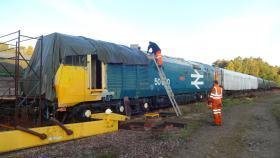 50030 Power Unit Lift, Peak Rail, Rowsley 290920 (15)