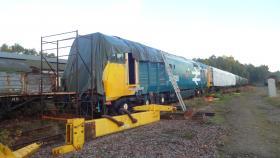 50030 Power Unit Lift, Peak Rail, Rowsley 290920 (4)