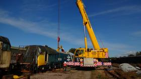 50030 Power Unit Lift, Peak Rail, Rowsley 290920 (70)