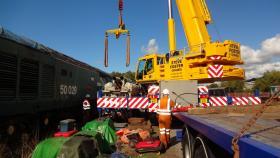 50030 Power Unit Lift, Peak Rail, Rowsley 290920 (134)