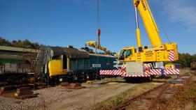 50030 Power Unit Lift, Peak Rail, Rowsley 290920 (79)