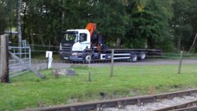 50030 Power Unit Lift, Peak Rail, Rowsley 290920 (161)
