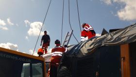 50030 Power Unit Lift, Peak Rail, Rowsley 290920 (127)