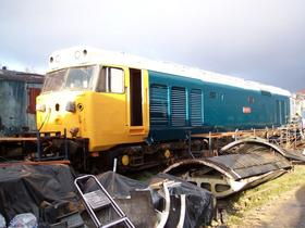 50030 bodywork restoration December 2003