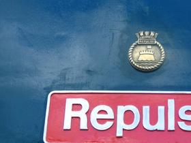 50030 bodyside nameplate and crest