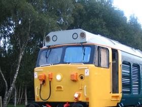 50030 displayed at Rowsley September 2004