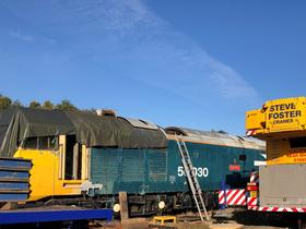 50030 Power Unit Lift, Peak Rail, Rowsley 290920 (36)