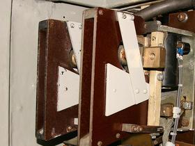 50030 main start contactors almost complete