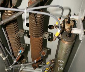 Compressor start resistors, ETH ballast resistors in 50030