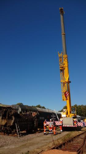 50030 Power Unit Lift, Peak Rail, Rowsley 290920 (129)