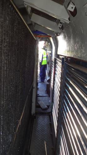 50030 Power Unit Lift, Peak Rail, Rowsley 290920 (115)