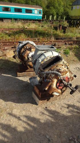 50030 Power Unit Lift, Peak Rail, Rowsley 290920 (152)