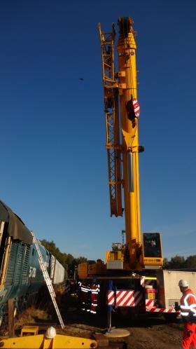 50030 Power Unit Lift, Peak Rail, Rowsley 290920 (38)