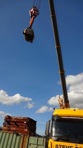 50030 Power Unit Lift, Peak Rail, Rowsley 290920 (174)