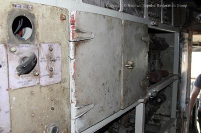 50029 Repaired fuse cubicle doors April 2011
