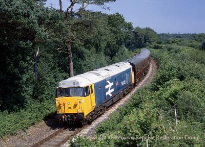 50042 in June 2003
