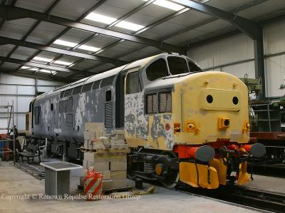37152 in Rowsley South shed