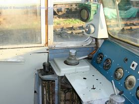 50030 cab AWS equipment