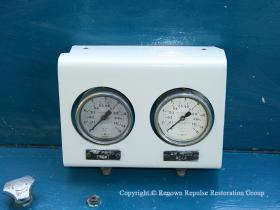 New turbo air pressure gauges for 50030