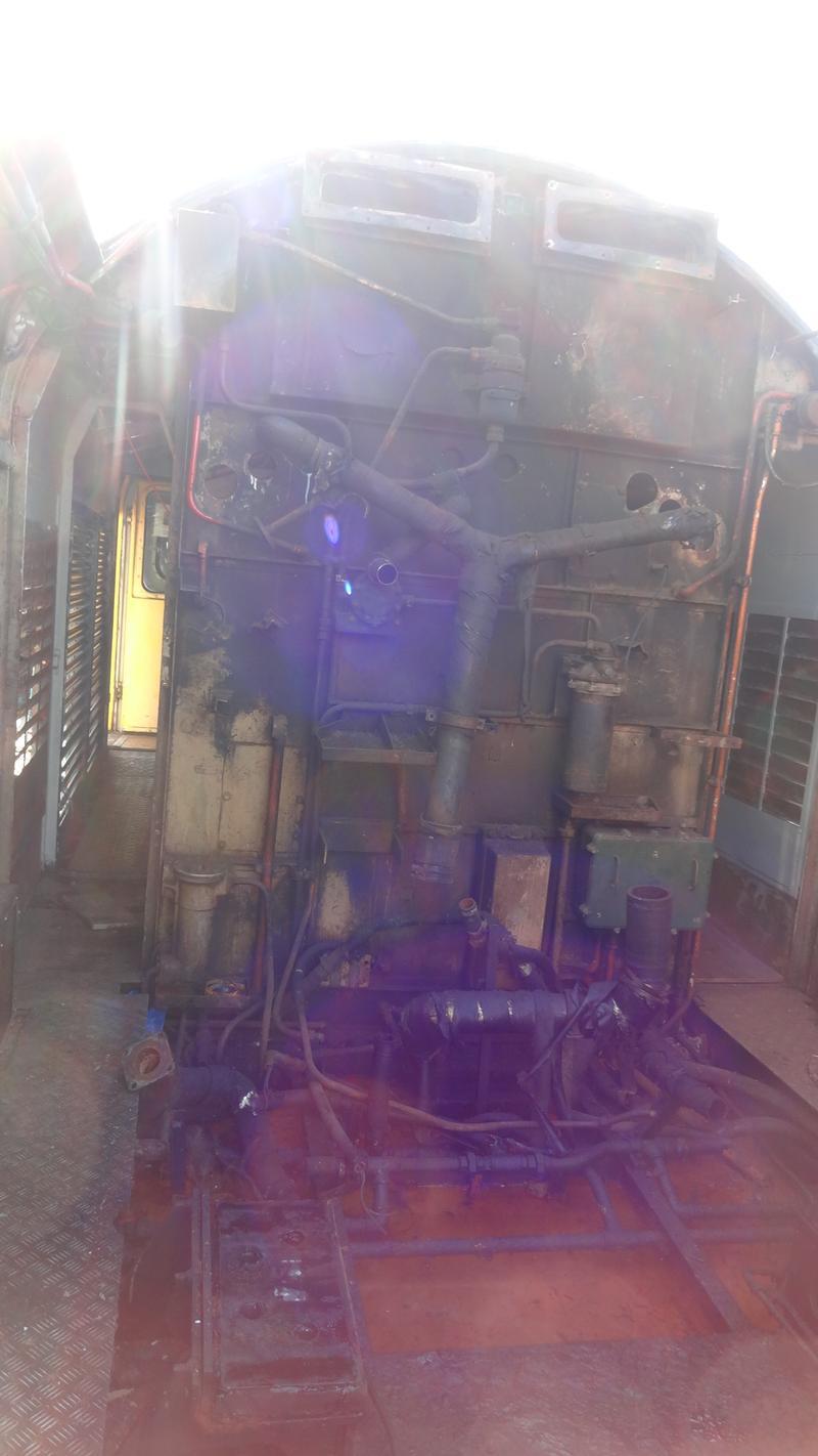 50030 Power Unit Lift, Peak Rail, Rowsley 290920 (120)