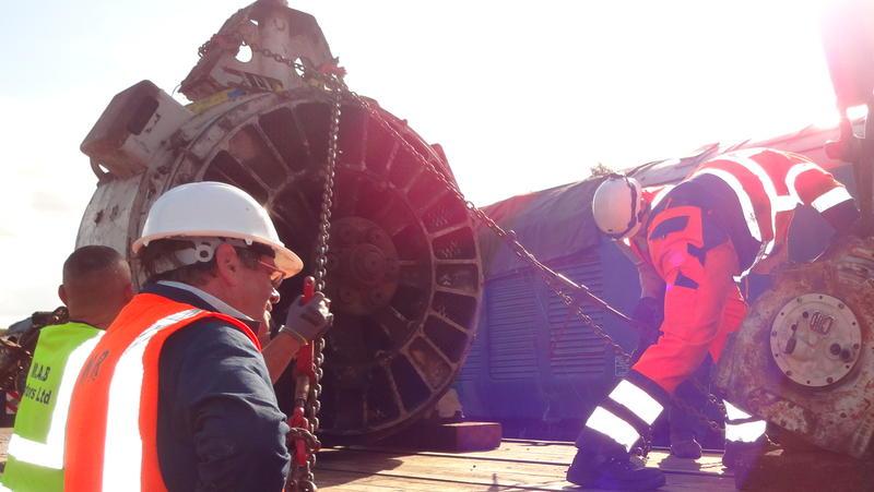50030 Power Unit Lift, Peak Rail, Rowsley 290920 (179)