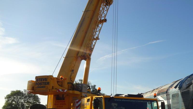 50030 Power Unit Lift, Peak Rail, Rowsley 290920 (40)