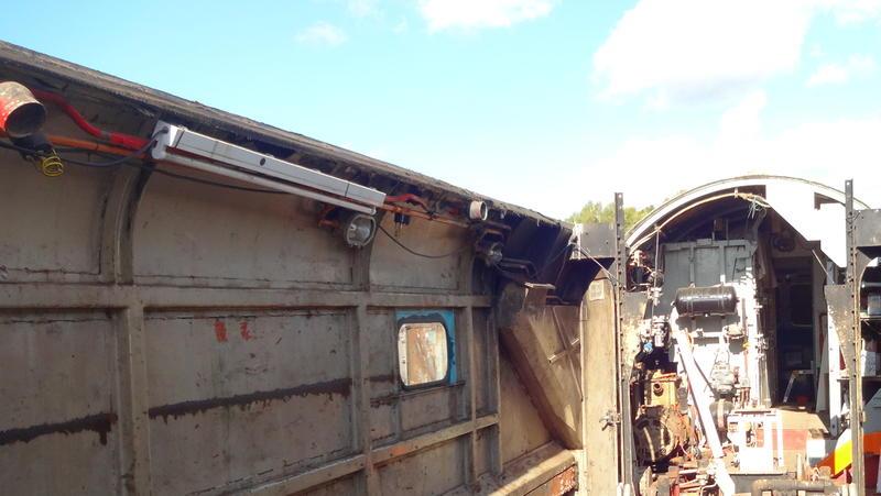 50030 Power Unit Lift, Peak Rail, Rowsley 290920 (118)