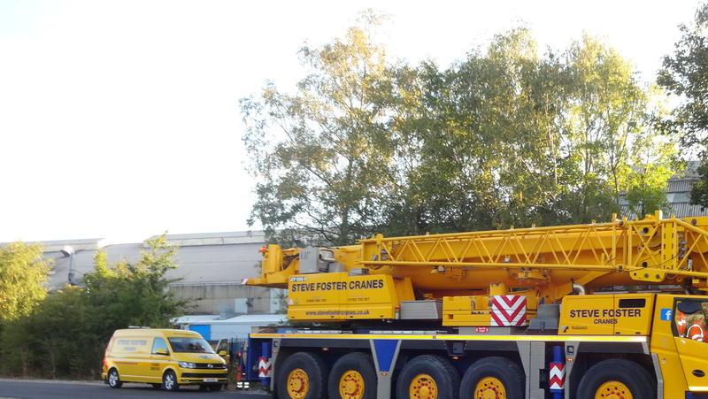 50030 Power Unit Lift, Peak Rail, Rowsley 290920 (18)