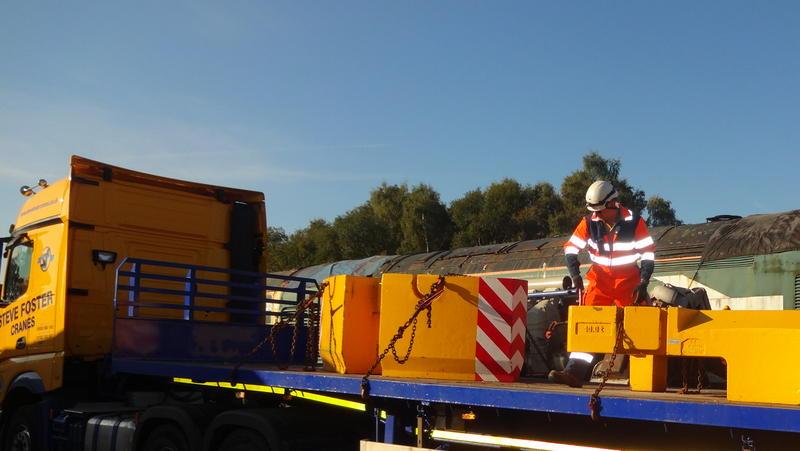 50030 Power Unit Lift, Peak Rail, Rowsley 290920 (35)
